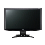 Acer G185H Vb 18.5IN Widescreen LCD Monitor 1366X768 5000:1 Acm 200 CD/M2 5ms VGA - Black