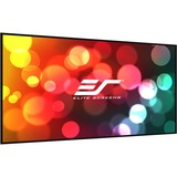 "Elite Screens Insta-DE iWB102HW Projection Screen - 102"" - 16:9 - Wall Mount IWB102HW"
