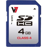 V7 VASDH4GCL4R-1N Secure Digital High Capacity (SDHC)
