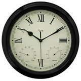 Equity 27904 Wall Clock