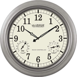 La Crosse Technology WT-3181PL Wall Clock