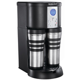 Hamilton Beach Stay or Go 45237R Coffeemaker - 45237R