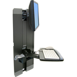 Ergotron StyleView Lift for Flat Panel Display, Keyboard, Mouse