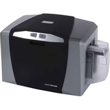 47000 - Fargo DTC1000 Dye Sublimation/Thermal Transfer Printer - Color - Desktop - Card Print