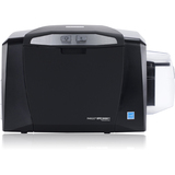 Fargo DTC1000M Thermal Transfer Printer - Monochrome - Desktop - Card Print