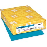Wausau Paper Astrobrights 22661 Colored Paper - 8.50' x 11' - Smooth
