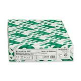 Wausau Paper Exact 32519 Multipurpose Paper - 8.50' x 14' - Smooth
