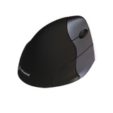 Evoluent VerticalMouse 3 Wireless Mouse - Optical - Wireless - Radio Frequency