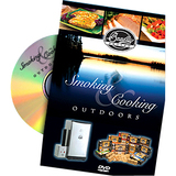 Bradley Smoker BTDVD1 DVD Video - BTDVD1