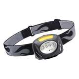Princeton Tec Quad QUAD-BK Head Torch