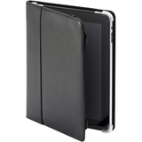 Cyber Acoustics IC-1000BK Tablet PC Case - Portfolio - Leather - Black