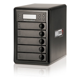 MicroNet RAIDBank5 RB5-2500 DAS Hard Drive Array