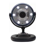 Gear Head WCF2600HDBLU Webcam - Blue, Black - USB 2.0