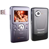 Supersonic IQ-8600 Digital Camcorder - 2 LCD