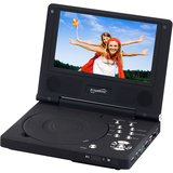 Supersonic SC-178DVD Portable DVD Player