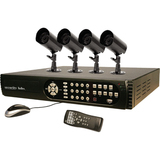 Security Labs SLM433 Video Surveillance System