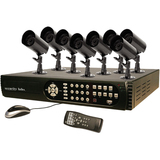 Security Labs SLM434 Video Surveillance System