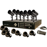 Security Labs SLM437 Video Surveillance System