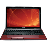 Toshiba Satellite L655-S5098RD 15.6 LED Notebook - Pentium P6100 2 GHz - Helios Red