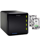 Data Robotics Drobo 04DD1-10EARS-2 DAS Hard Drive Array