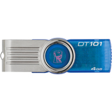Kingston DataTraveler 101 G2 DT101G2/4GBZ Flash Drive - 4 GB