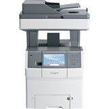 Lexmark X736DE Laser Multifunction Printer - Color - Plain Paper Print - Desktop