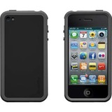 XtremeMac Tuffwrap IPP-TA4-13 Skin for Smartphone - Gray, Black