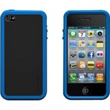 XtremeMac Tuffwrap IPP-TA4-23 Skin for Smartphone - Blue, Black