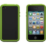 XtremeMac Tuffwrap IPP-TA4-53 Skin for Smartphone - Green, Black