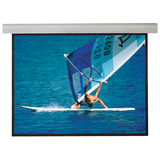 "Draper Silhouette 108392 Electric Projection Screen - 100"" - 16:9 - Wall Mount, Ceiling Mount 108392"