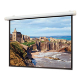 "Draper Salara 132211 Electric Projection Screen - 100"" - 16:9 - Wall Mount 132211"