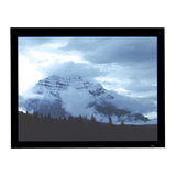 "Draper Onyx 253383 Fixed Frame Projection Screen - 110"" - 16:9 - Wall Mount 253383"
