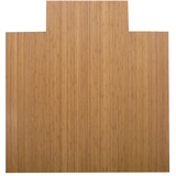 Lorell Roll-Up Bamboo Chairmat 69520