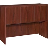 Lorell Essentials Hutch with Doors 69384