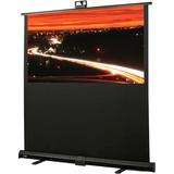 """Draper Piper 701454 Manual Projection Screen - 72"""" - Portable 701454"""