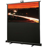 """Draper Piper 701455 Manual Projection Screen - 60"""" - Portable 701455"""