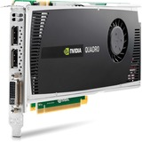 HP WS095AA Quadro 4000 Graphics Card - 2 GB GDDR5 SDRAM - PCI Express 2.0 x16