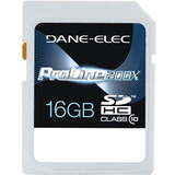 Dane-Elec DASD1016GC Secure Digital High Capacity (SDHC)