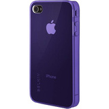 Belkin Shield Micra F8Z646TT Skin for Multimedia Player - Royal Purple
