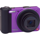 Pentax Optio RZ10 14 Megapixel Compact Camera - 5 mm-50 mm - Violet