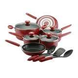 Silverstone Culinary Colors 20807 Cookware Set