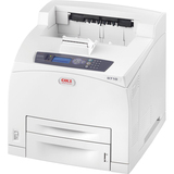 Oki B710N LED Printer - Monochrome - Plain Paper Print - Desktop