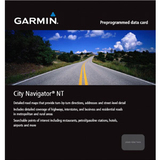 Garmin City Navigator 010-11550-00 Middle East and Northern Africa NT Digital Map 010-11550-00