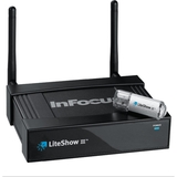 INLITESHOW3 - InFocus LiteShow III INLITESHOW3 IEEE 802.11n 150 Mbps Wireless Access Point