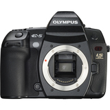 Olympus E-5 12.3 Megapixel Digital SLR Camera (Body Only) 262865