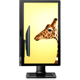 BenQ BL2400PU 24IN Widescreen LCD Monitor A-MVA LED 1920X1080 8MS Display Port DVI HAS Pivot Spkr