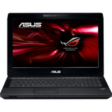 ASUS G53JW-3DE 15.6 LED Notebook - Core i7 i7-740QM 1.73 GHz - Black