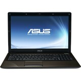 ASUS K52F-C2B 15.6 LED Notebook - Core i3 i3-370M 2.40 GHz - Dark Brown