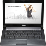 ASUS N43JF-A1 14' LED Notebook - Core i5 i5-460M 2.53 GHz - Silver