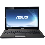 ASUS N82JQ-B1 14' LED Notebook - Core i7 i7-740QM 1.73 GHz - Dark Brown